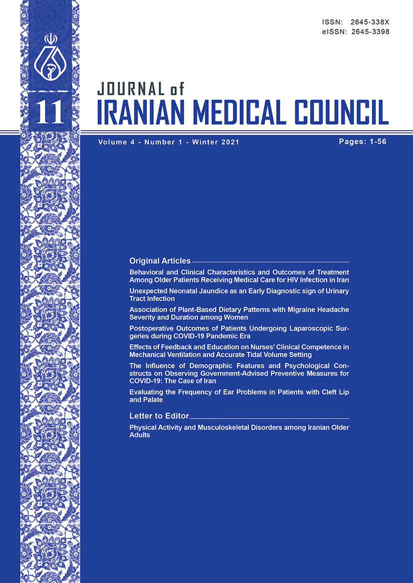 Journal of Iranian Medical Council